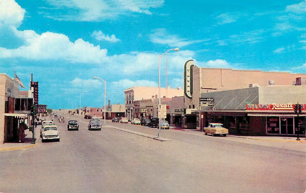 New Mexico – Old Mai...
