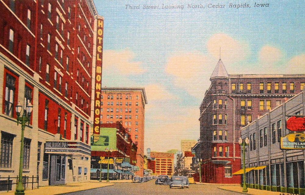 Cedar Rapids - Iowa