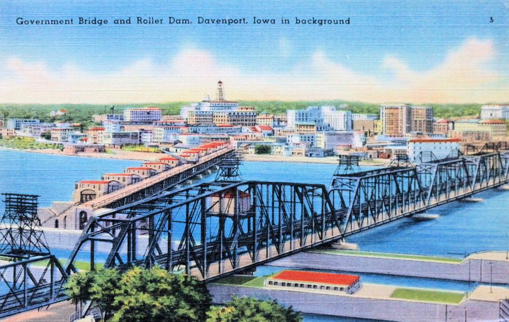 Davenport - Iowa
