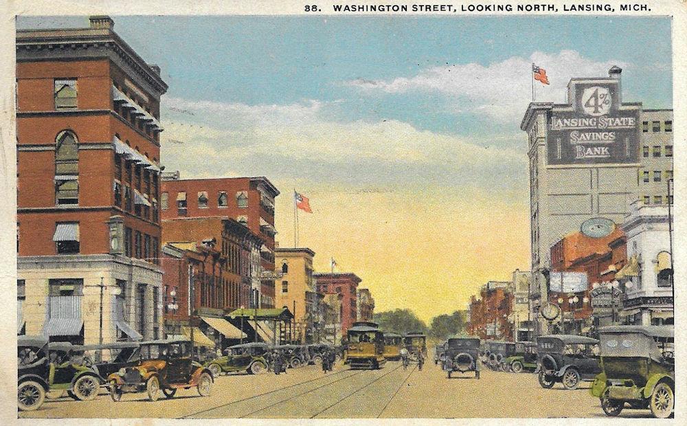 Lansing Michigan